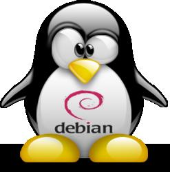 pinguino-tux-debian1